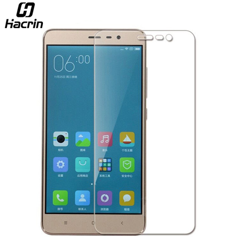 For Xiaomi Redmi Note 3 / Pro 150mm herdet glass skjermbeskytter for Redmi Note3 Pro Global Versjon SE 152mm Sikkerhetsglassfilm
