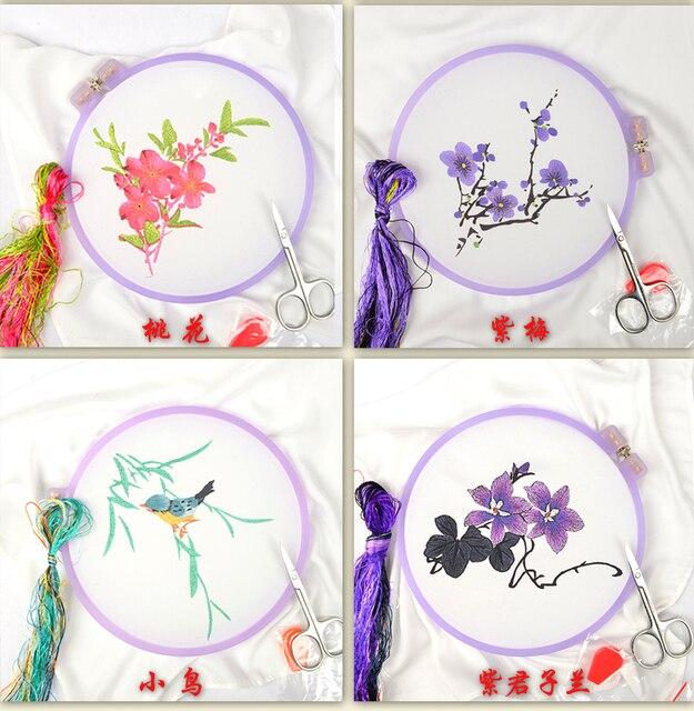 Nuevo caliente DIY Suzhou bordado para principiantes hecho a mano ...