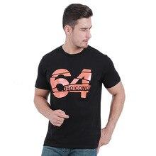DSQICOND2 Summer DSQ Fashion Cotton 64 T-shirt Men Short Sleeves Cool Tops Tees with Mesh Baseball Trucker Cap Snapback Dad Hats