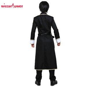 Image 5 - Sword Art Online Alicization Kirigaya Kazuto Kirito Cosplay Costume Uniform Men Halloween Uniform Outfit