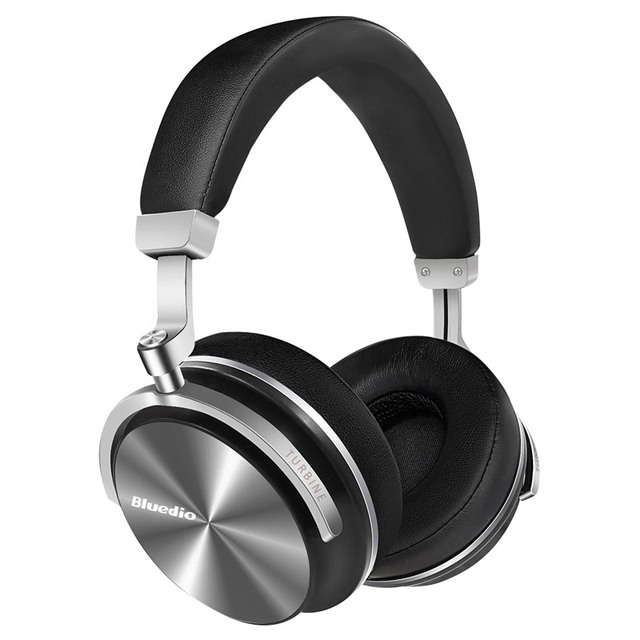 Original Bluedio T4S bluetooth headphones with microphone ANC active noise cancelling wireless headset  1