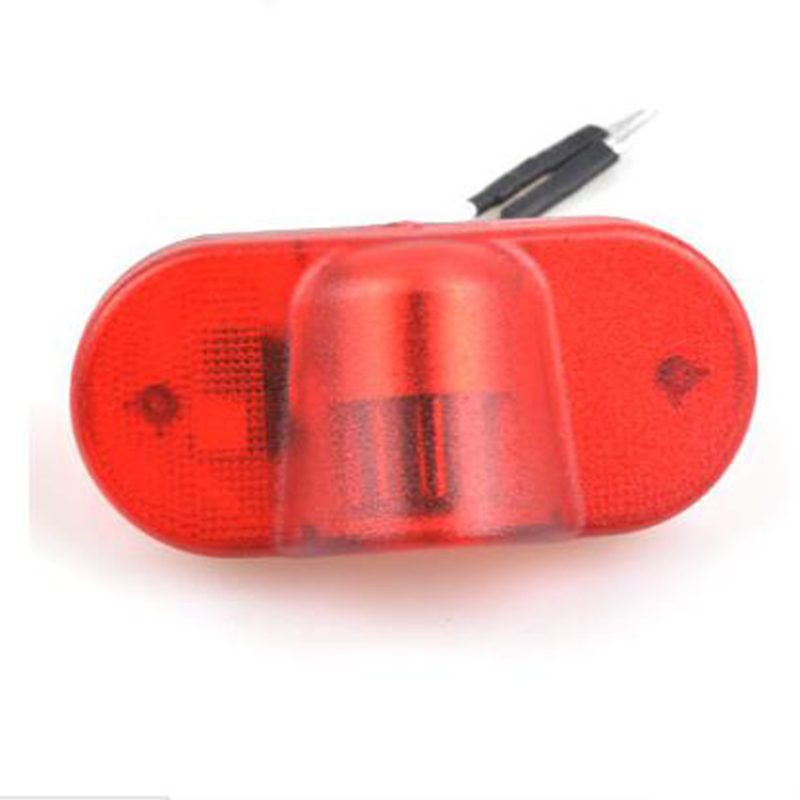 2x LED DIY Car Door Courtesy Laser Logo Projector Light For Ford Mondeo MK4 S-MAX Car welcome lamp projection