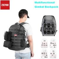 Zhiyun TransMount Multifunctional Gimbal Bag Waterproof Backpack Case for Zhiyun Weebill Lab Crane 3 Crane 2 & DSLR Camera Lens