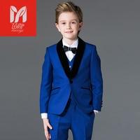 13 9Custom Made body suit Formal Occasion Children Wedding Suits Blazers Boys Attire boys suits gentleman style Blazer suits boy