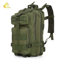 Free Knight 3P Military Army Tactical Backpack Outdoor Sports Trekking Travel Bag Camping Hiking Camouflage Bag