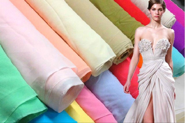 Wholesale Mulberry Silk Fabric