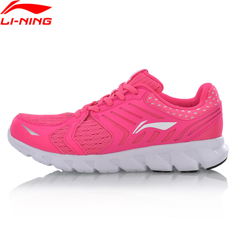 Li-Ning Womens LN Arc Element Cushion Running Shoes Breathable Light Weight LiNing Sneakers Sport Shoes ARHM028 XYP550Li-Ning Womens LN Arc Element Cushion Running Shoes Breathable Light Weight LiNing Sneakers Sport Shoes ARHM028 XYP550