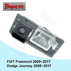 Para fiat freemont, câmera traseira para visão noturna de 2008 ~ 2017 hd ccd, câmera de estacionamento reversa câmera fotográfica para câmera