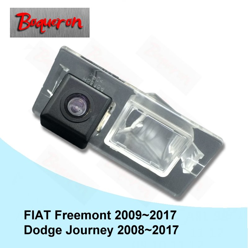 For FIAT Freemont For Dodge Journey 2008~2017 HD CCD Night Vision Reverse Parking Backup Camera Car Rear View Camera