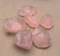 100G Natuurlijke Ruwe Roze Rose Quartz Crystal Stone Specimen Healing F165 natuurlijke stenen