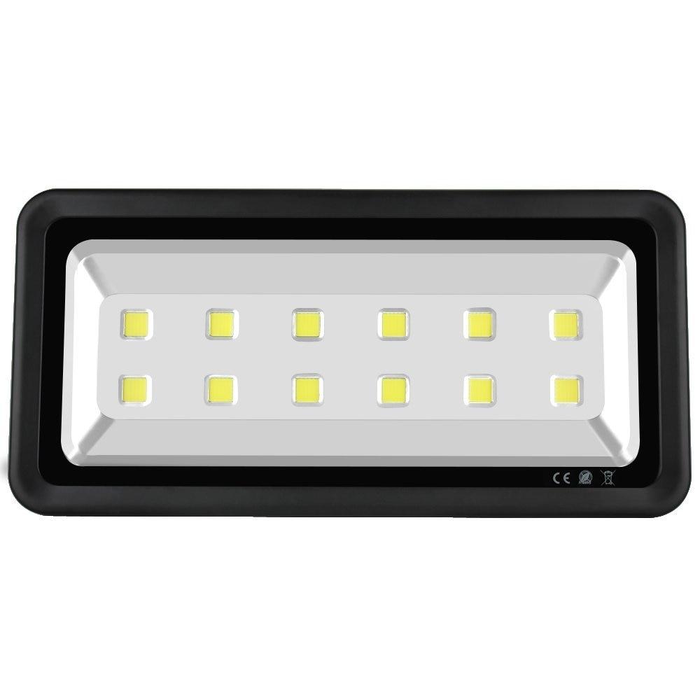 Bright LED Floodlight 600W Warm / Cold White Flood Lighting waterproof IP65 LED Flood Lights