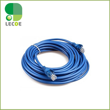 15M/25 CAT5 RJ45 Cable Flat UTP 10/100/1000Mbps Ethernet Network Cable  32AWG Bare Copper For Router/L Laptop/CCTV IP Camera