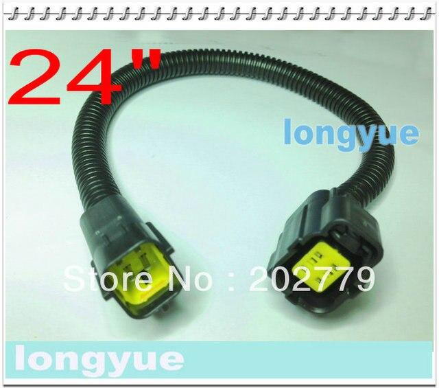 longyue 2pcs Infiniti G35 07 08 Rear Post Cat Oxygen O2 Sensor ... on toyota oxygen sensor extension, mass air flow sensor extension, o2 wire extensions,