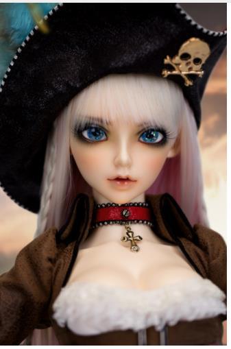 New to 1/3 BJD doll fairyland fee moe60 Rin Mirwen celine
