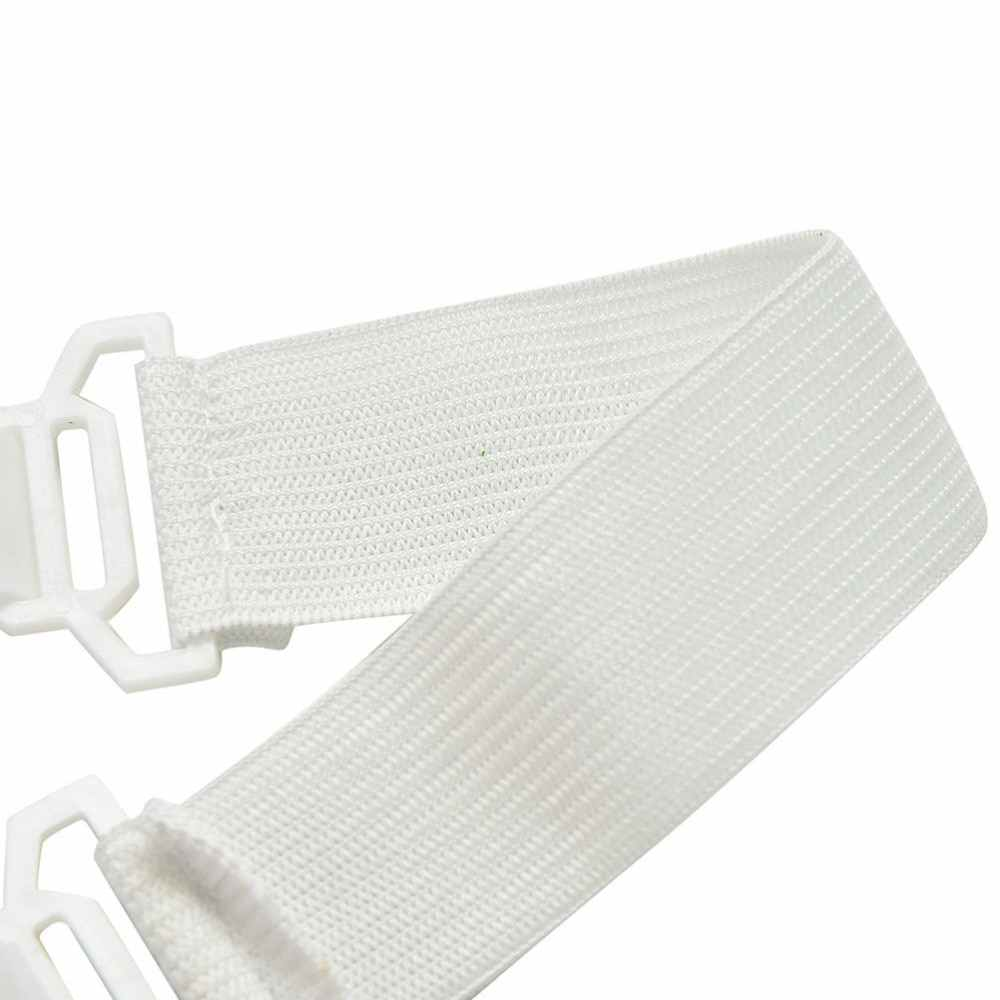 4Pcs/set Bed Sheet Mattress Cover Blankets Grippers Clip Holder Fasteners Elastic Set New Hot