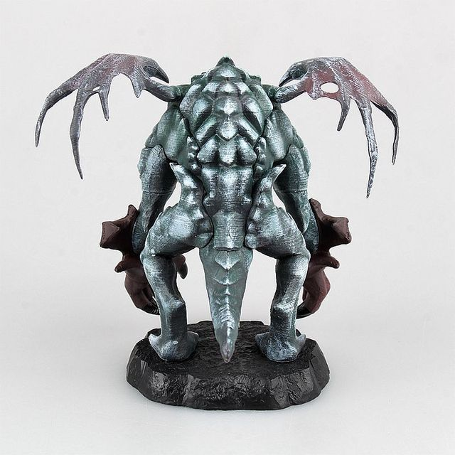 1pcs Hot 12cm Limited Dota 2 Game Roshan Character PVC Action Figures Collection dota2 Toys