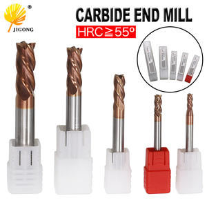 Cutter End-Mill Shan...