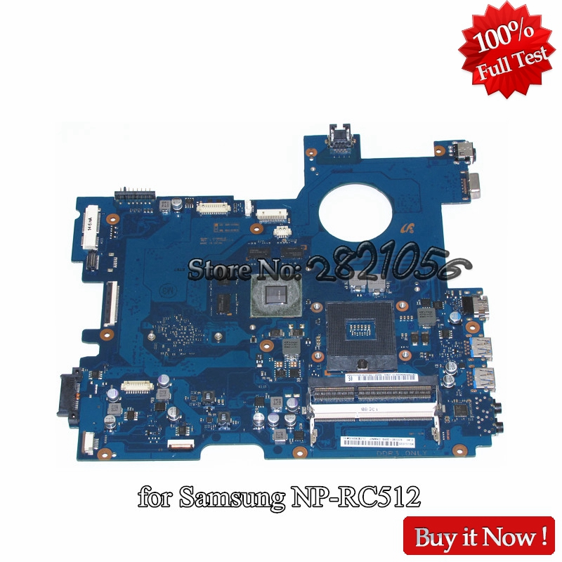 NOKOTION BA92-08137B Laptop motherboard for Samsung NP-RC512 RC420 RC520 RC720 BA92-08137A Mainboard HM65 DDR3 GT525MNOKOTION BA92-08137B Laptop motherboard for Samsung NP-RC512 RC420 RC520 RC720 BA92-08137A Mainboard HM65 DDR3 GT525M