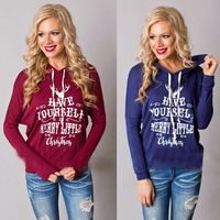 New Women S Casual Long Sleeve Hoodie Sweatshirt Jumper Pullover Tops Shirt Coat