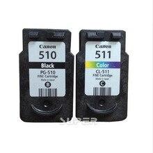Дешевые совместимые картриджи PG-510 CL-511 для Canon PIXMA IP2700 MP240 MP250 MP260 MP280 MP495 MP490 MP480 MX320 MX330 MX340