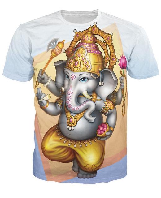 Ganesha T-Shirt For Men