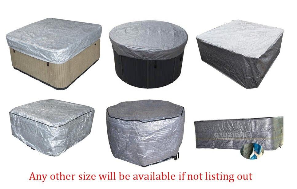 hot tub spa cover bag swim spa Jacket hot tub cover cap spa cover T-shirt lx h30 rs1 3kw hot tub spa bathtub heater