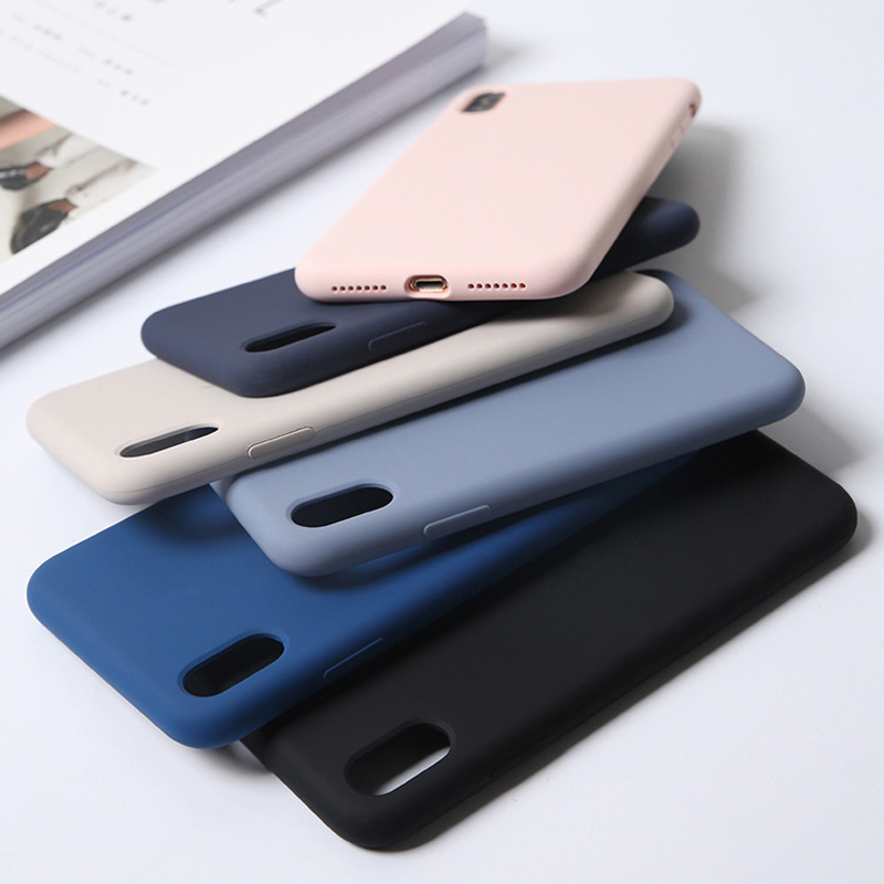Silicone Case for Apple iPhone 6