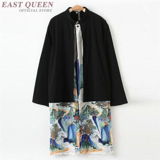 Traditional oriental winter jacket 2018 DD1299