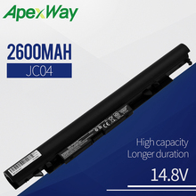 Buy Apexway JC04 JC03 Laptop Battery For HP 15-BS 15-BW 17-BS SERIES HQ-TRE71025 HSTNNHB7X TPN-C130 919701-850 directly from merchant!