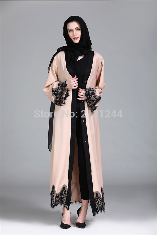 abaya dress plus size605