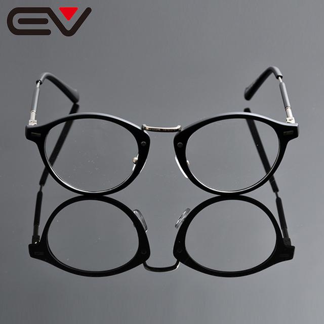 Novo do vintage armações de óculos tr90 quadro óculos fashion olho para as mulheres EV0997