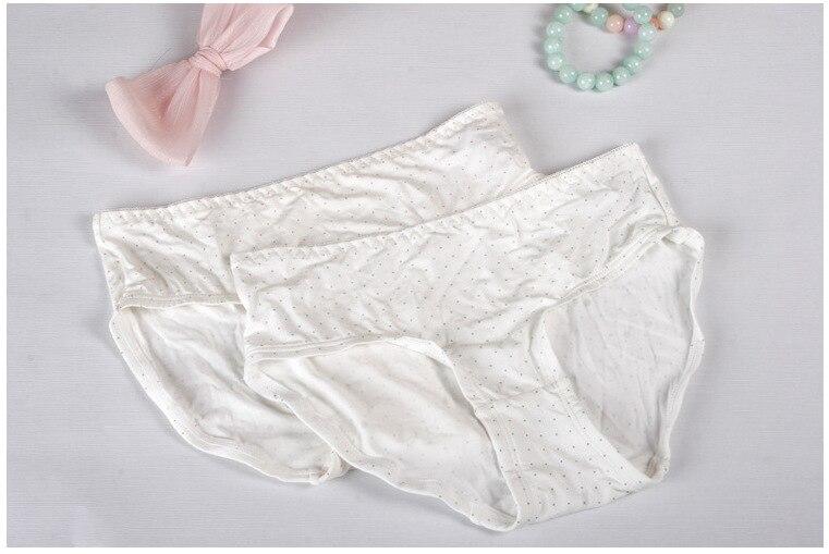 Cotton Underwear Women   Brief   Sweet Comfortable Soft Carry Buttock Breathable Bikini Women Plus Size Panties and   Bra     Set