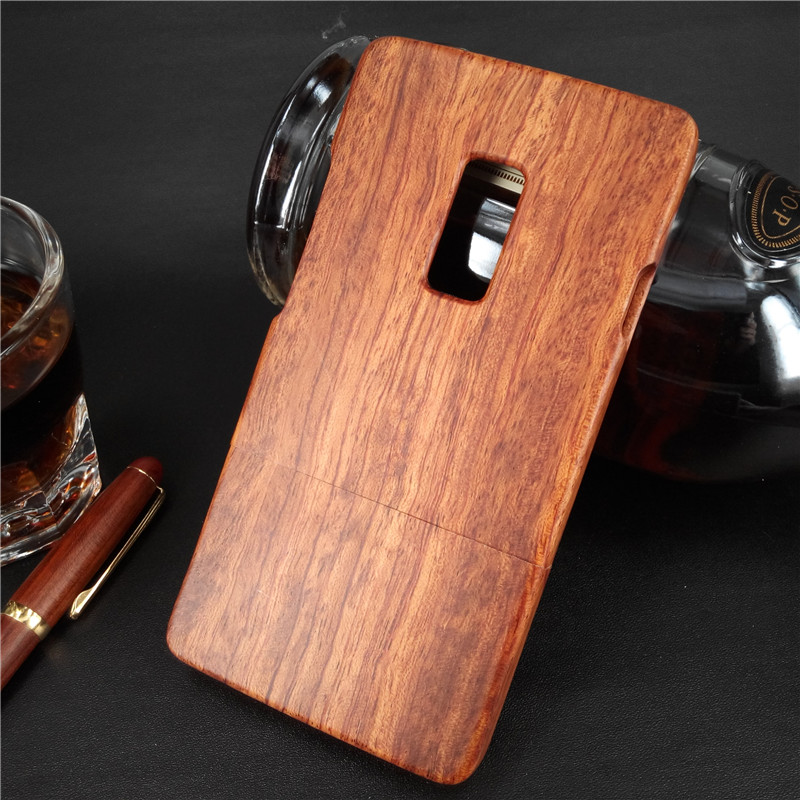 buy online e08e0 216ce US $11.99 |2017 New For OnePlus 2 Wood Case 100% Genuine Wood Wooden Back  Cover Fundas Innovative One Plus Coque For One Plus 2 Case Fundas-in Fitted  ...