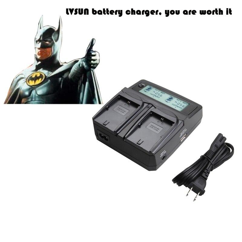 Udoli LP-E17 LP E17 batterie de caméra double voiture et chargeur secteur pour CANON EOS 760D/Kiss 8000D/rebelle T6s 750D/Kiss X8i/rebelle T6i/M3