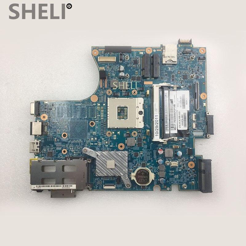 SHELI For HP 4520s 4720s Motherboard 48.4GK06.041  598669-001SHELI For HP 4520s 4720s Motherboard 48.4GK06.041  598669-001
