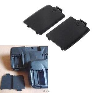 Image 2 - 1 Set Voor Sega Gg Handheld Systeem Batterij Deur Cover Voor Gamegear Gg L R Links Rechts Aa Batterij Deksel