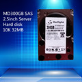 300GB SAS 2.5inch 32MB Server HDD ( Original Model: WD3001BKHG )  Warranty 1-year