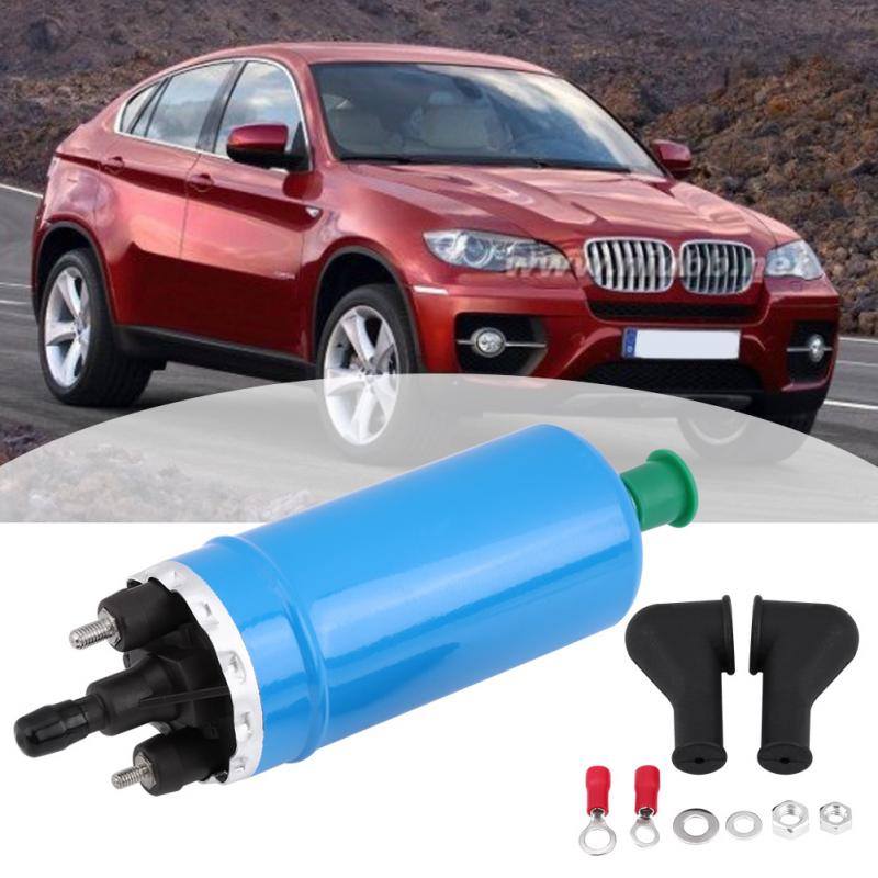 High Pressure Electric Inline Fuel Pump With Installation