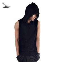 Mens T-Shirts Weste Undershirt Spaghetti Strap Tank Tops Slim Man Hoodie Vest New M L XL XXL 10