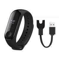 For Xiaomi Smart Wristband Smart Sports Watch 50m Waterproof 0.78 Inch OLED Touch Screen Smart Bracelet
