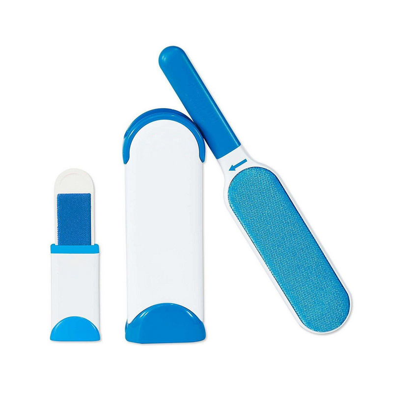 Mini Washable Sticky Hair Removal Roller for Pet Dust Clothes Furniture Cleaning