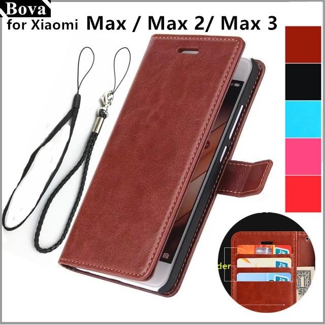 Xiao mi mi Max 2 3 karte halter abdeckung fall für Xiao mi mi Max2 Xiao mi Max2 Pu leder telefon fall ultra dünne brieftasche flip-cover