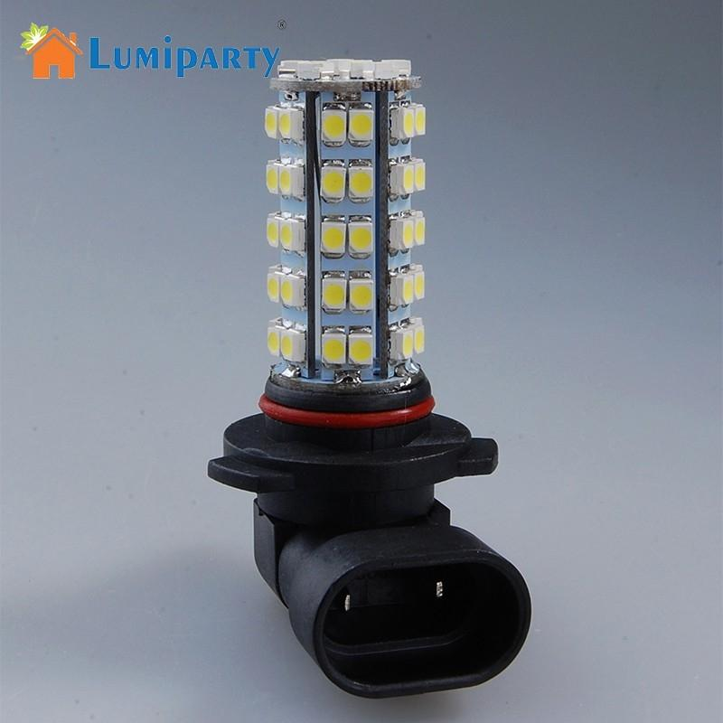 LumiParty 2x 9005 HB3 Car Auto LED Day Driving Light Bulb White High Power