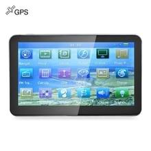 Nueva Llegada de 7 pulgadas 704 Del Carro Del Coche de Navegación GPS Navigator Win CE 6.0 Pantalla Táctil 800×480 Multi-media Player con el Envío mapas
