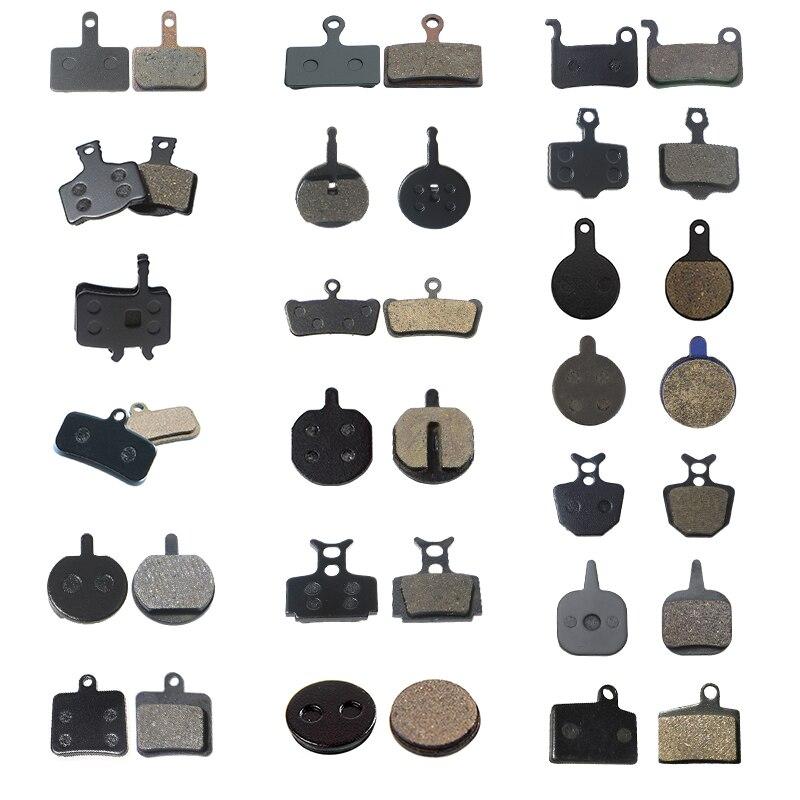 Тормозные колодки для горного велосипеда Shimano M445, 355, 395, 1 пара/2 шт.