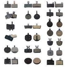 1 paire/2 pièces vtt VTT plaquettes de frein pour Shimano M445 355 395 pièces de vélo cyclisme résine organique disque route plaquettes de frein