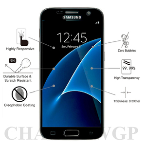 Image 2 - Tempered Glass For Samsung Galaxy J3 J5 J7 2017 2016 A3 A5 2017 on J5 J7 J2 Prime Screen Protector Case Full Cover Protective