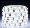 5m/lot Waterproof 5730 LED Strip flexible light 12V ip65 60LED/m,White,warm white,Cold white Super Bright lighting