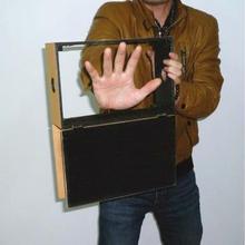 См через чаевые коробки(деревянные)/магические иллюзии для магов, профессиональные фокусы, аксессуары для фокусника, сценические магические иллюзии