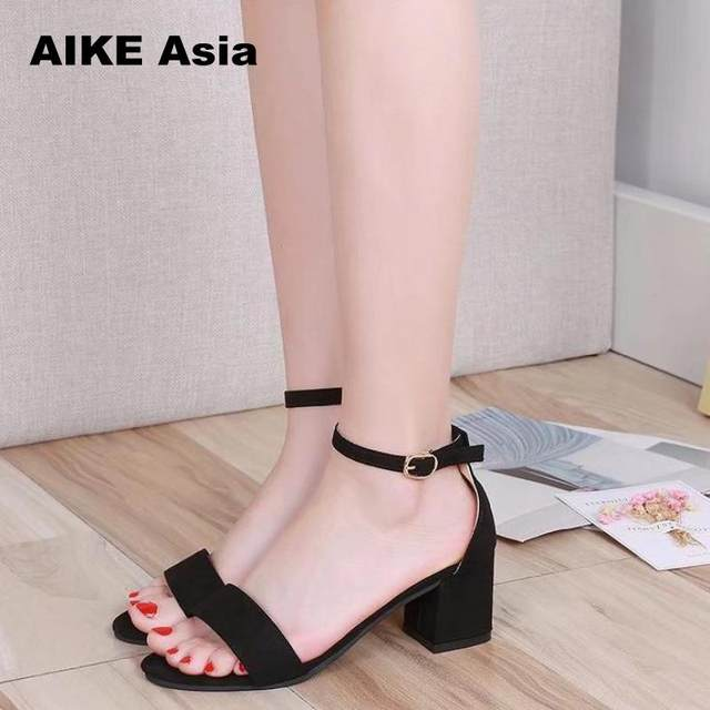 2019 HOT Women Shoes Pointed Toe Pumps Patent Leather Dress  High Heels Boat Shoes Wedding Shoes Zapatos Mujer Blue White 20